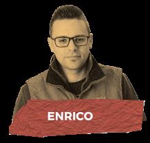 Enrico - Addetto Spedizioni